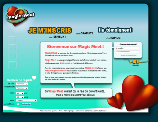 Magicmeet.fr